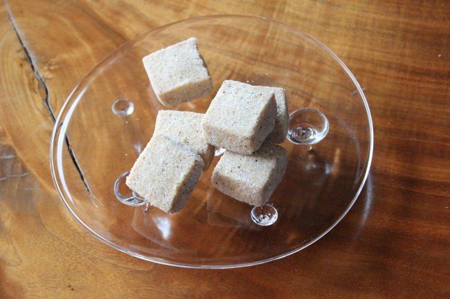バニラ キプフェル(デモンストレーションで作るお菓子)