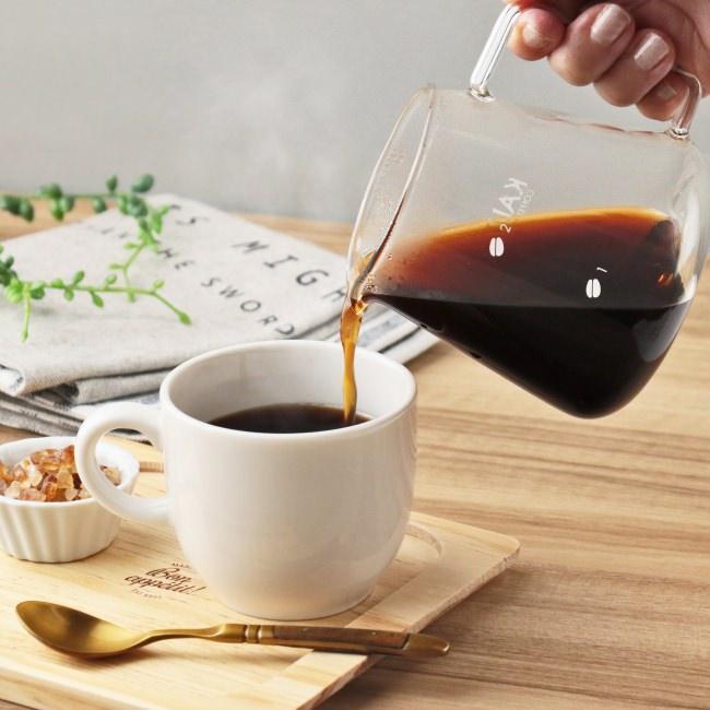 オリジナル グラスコーヒーサーバー300_イメージ