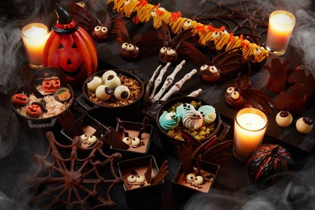 「ハロウィン スイーツ デビル」を10月から1カ月間開催