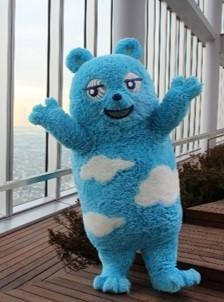 8月30日は、ハルカス300(展望台)キャラクター 「あべのべあ」の誕生日!ハルカス300で 「5周年!あべのべあバースデーイベント」を開催