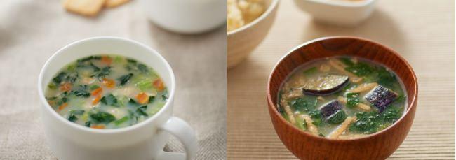 食べるスープシリーズ リニューアルのお知らせ