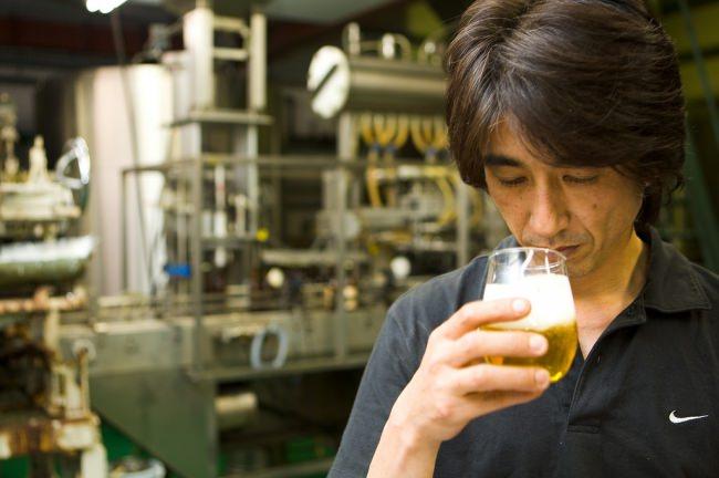 サンクトガーレン 代表取締役 兼 醸造長 岩本伸久