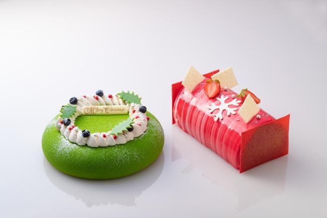 コンラッド大阪 クリスマスケーキ2019