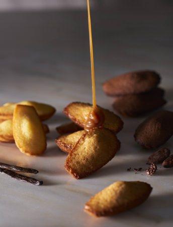 ベルギー王室御用達チョコレートブランド「ヴィタメール」 人気のロイヤル・マドレーヌに秋冬限定のキャラメル味が登場