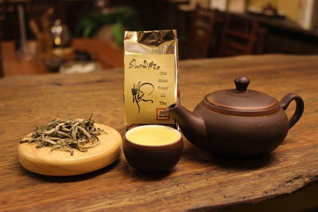 ベトナム少数民族モン族が手摘みで作る古樹茶、クラウドファンディング「Makuake」にて発売開始!