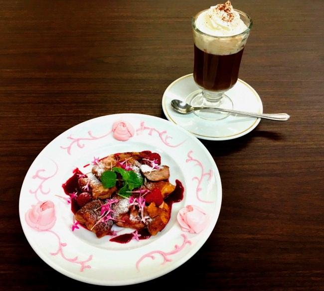 Bunkamura ザ・ミュージアムとカフェ ラントマン青山店がタイアップ!期間限定スペシャルドルチェで優雅なティータイムを