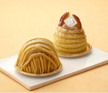 さつまいも・栗を使ったスイーツやサンドイッチ、おにぎり、喫茶メニューなどを期間限定で。   『さつまいも・栗のメニューフェア』、新宿高島屋で10月1日(火)から10月15日(火)まで。