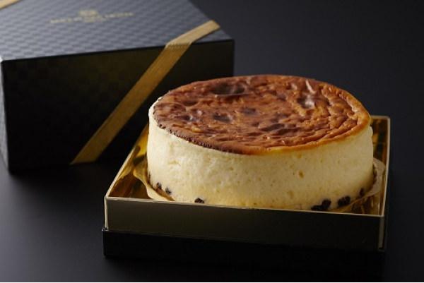 京王プラザホテル  伝統の「ジャーマンチーズケーキ」