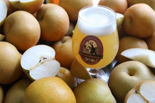 サンクトガーレン、台風15号の落下梨を使ったビール「和梨のヴァイツェン」 10月4日より発売