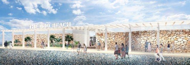 『五感を刺激するリゾートBBQ誕生』THE BBQ BEACH in TOYOSU 10/11オープン
