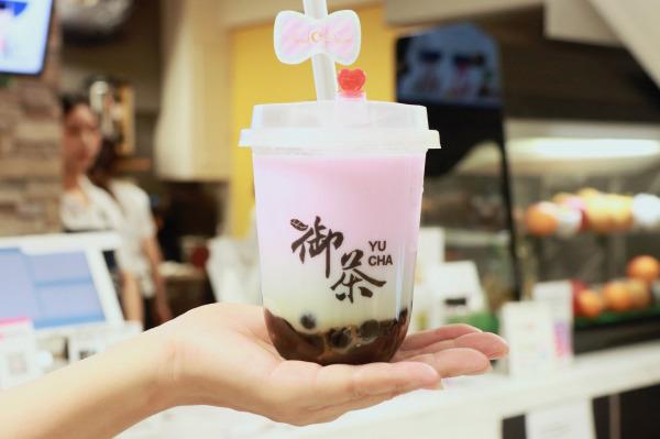 中野ブロードウェイの台湾発祥の生タピオカ&フルーツティー専門店「Yucha 御茶」、ロリィタコラボ「Sweet Dream タピオカ」を10月7日(月)より限定販売