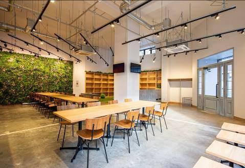 """""""農業""""をキーに人と人とをつなぐ、新たなコミュニティスペース『農mers Café』を東京都中央区人形町にオープン!10月10日(木)にオープン記念マルシェ&見学会を開催"""
