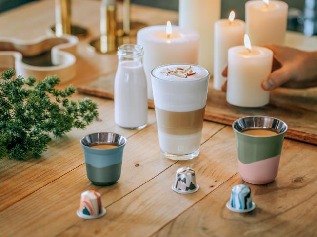 【北欧のぬくもりを感じる 贅沢な冬のひとときと味わいを楽しむ 冬の数量限定コーヒー】