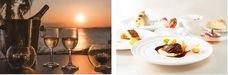 千葉・稲毛海浜公園の海辺レストラン。クリスマス期間限定「南フランス」がテーマの特別コース登場