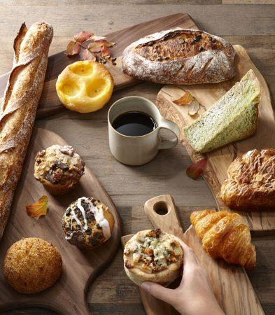 コーヒーとのマリアージュを提案!デパ地下に人気のパン屋さんが集合「パンヴィレッジ」を10月30日から開催