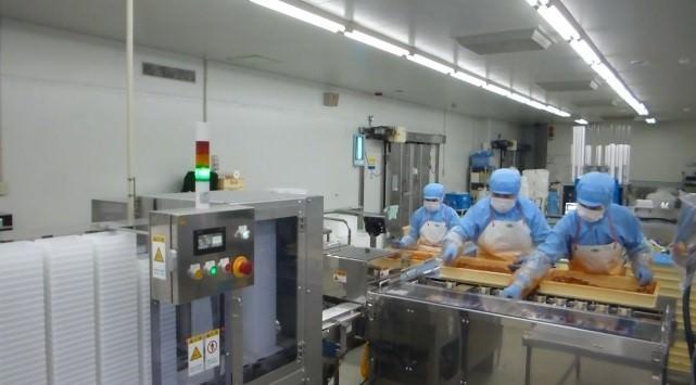 世界初!の明太子自動計量機・自動計量ラインを導入 ~天然資源・人員・人材の有効活用が可能となりました~