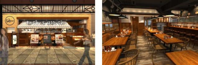 「キッチンジロー&ほろよいジロー深川ギャザリア店」、「キッチンジロー&ほろよいジロー錦町店」 新店2店オープン