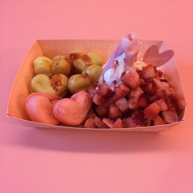 11月のピンクジャックカフェはストロベリー×ピンク×kawaii