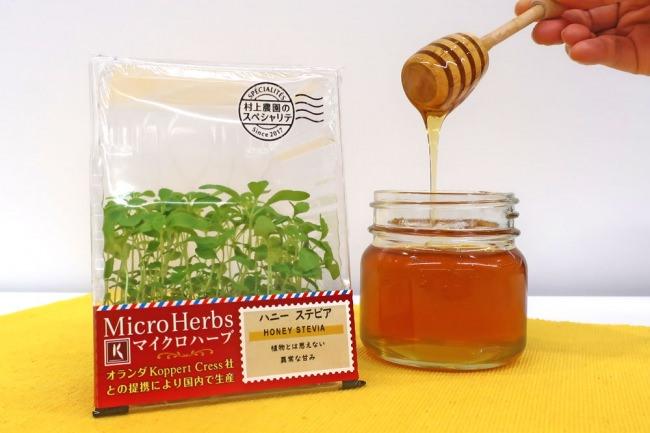野菜なのに「ハチミツみたいに甘い」「ナッツのような風味」 マイクロハーブ・プレミアム版5商品を新発売