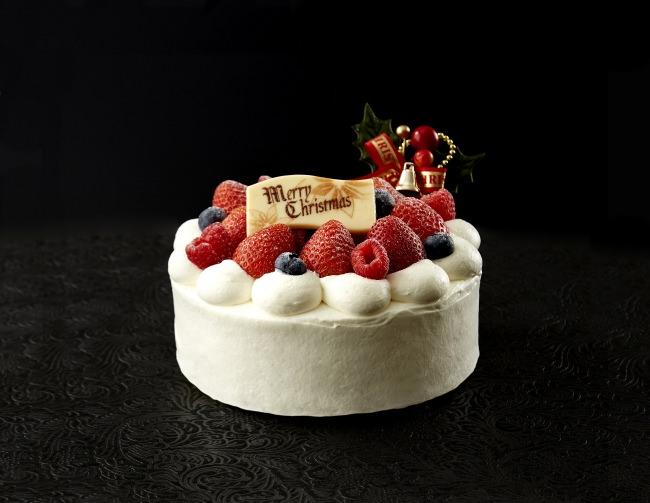 あまおうのクリスマスショートケーキ イメージ