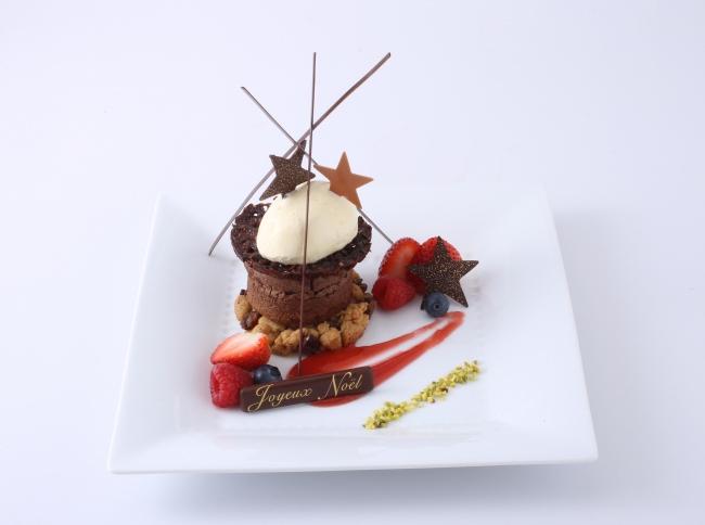 ベルギー王室御用達チョコレートブランド「ヴィタメール」梅田大丸店ショコラバーにて 11/27(水)より『ノエル ショコラ デセール』を販売いたします。