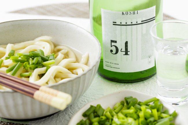 【製麺業界初!クラウドファンディングによるプロジェクト!】11/11 麺の日に、Makuake限定のうどん専用オリジナル日本酒「54(こし)」を販売開始!