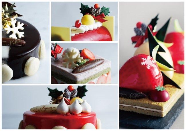 フランス・リヨンのパティシエ兼ショコラティエ、セバスチャン・ブイエにて、クリスマスケーキの予約受付がスタート!