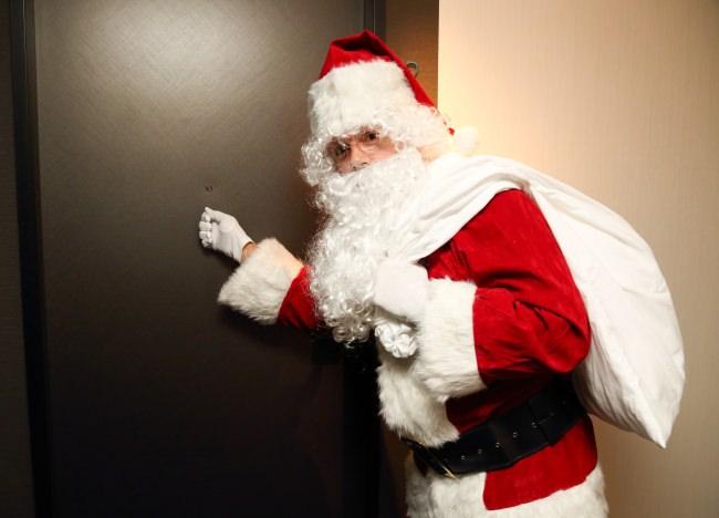 「サンタクロースがお部屋にやってくる!!」宿泊プランイメージ