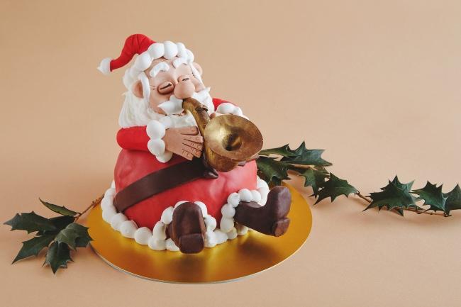 【渋谷限定】Panettone Babbo Natale(trumpet) 8,000円