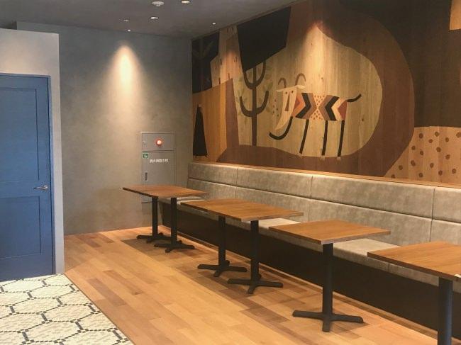 カフェカルディーノパークシティ武蔵小山ザモール店_店内イメージ