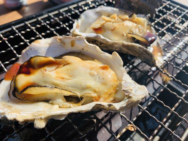 牡蠣好きには堪らない「牡蠣食べ放題」と気軽に冬のアウトドアを満喫する新たなスポット