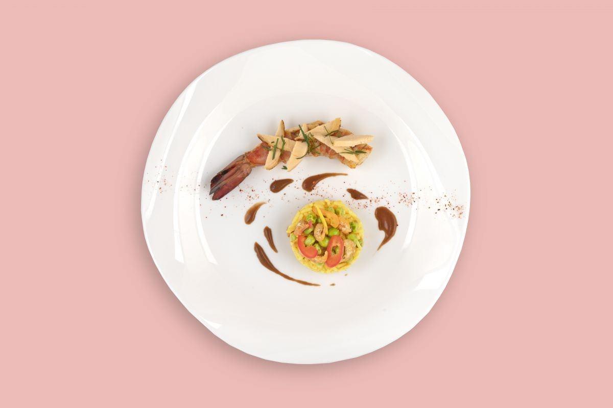 エールフランス航空、ビジネスクラスで アンドレ・ロジェ シェフのバスク料理を初めて提供!
