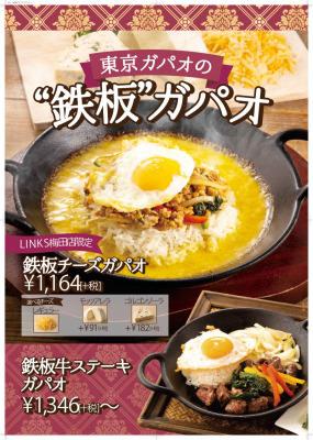 関西初出店。大阪LINKS UMEDAにタイ料理ガパオ専門店、東京ガパオ29日グランドオープン
