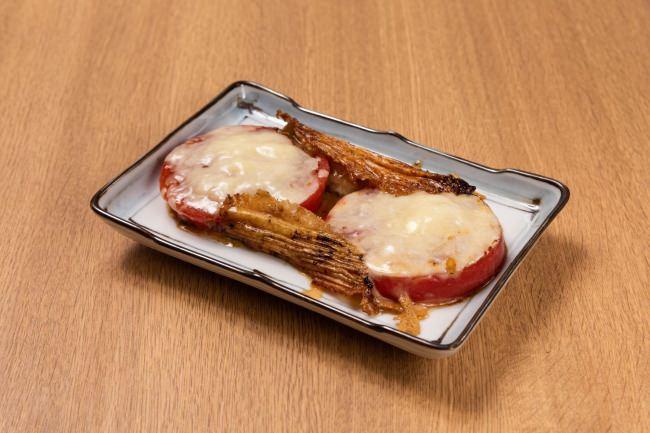 トマトチーズ焼き660円(税込)