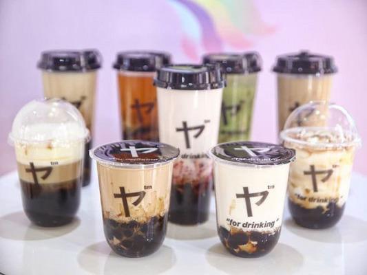 タピオカドリンク専門店「三茶ヤ」関西3号店が大阪・堺東駅前に 2019.12.9(月)オープン!まるで、くず餅のような大粒のタピオカがどっさり