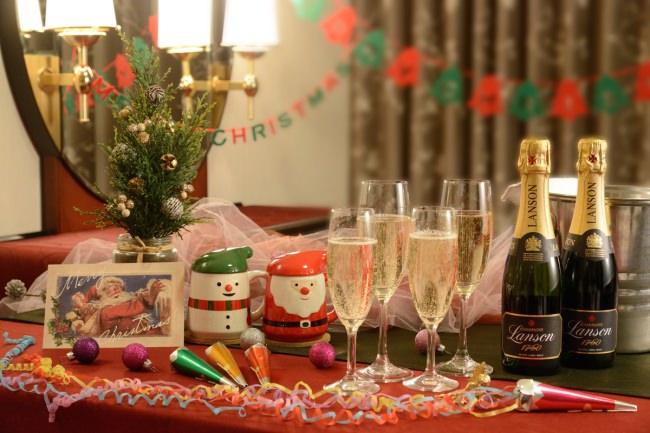 【リーガロイヤルホテル広島】恋人と家族と友人と。大切な人と過ごす聖なる夜を。『クリスマス宿泊プラン』のご案内