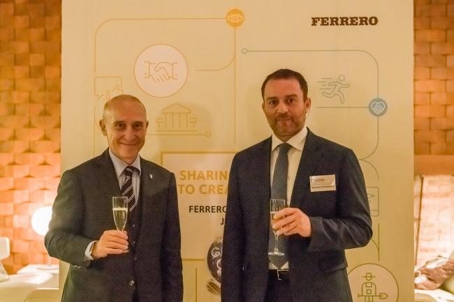 フェレロ、CSRイベントを都内で開催