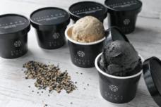 超濃厚ごまアイス専門店『GOMAYA KUKI』が、カップアイスの全国通販を開始
