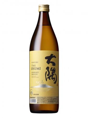 サントリー本格焼酎「大隅 OSUMI〈麦〉」新発売