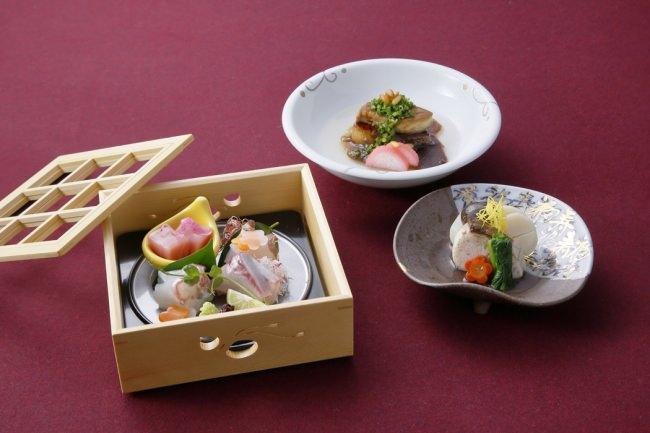 《日本料理》蒼天 コースイメージ