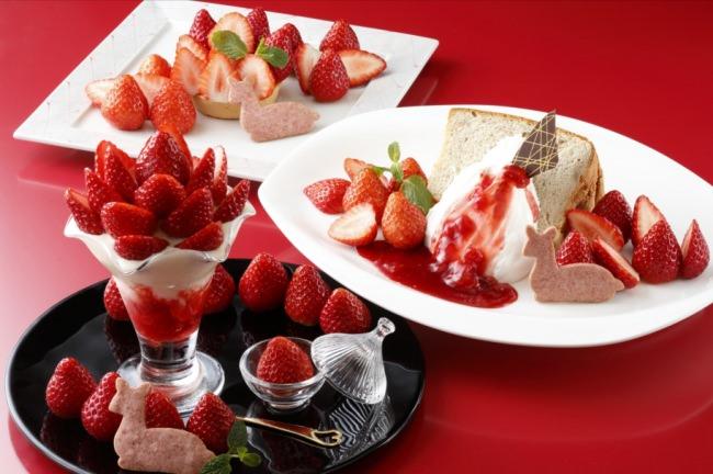 【ホテル日航奈良】美味しい奈良を召し上がれ!初のセミナー企画も!大盛況イベント『奈良のいちごフェア』12月28日スタート