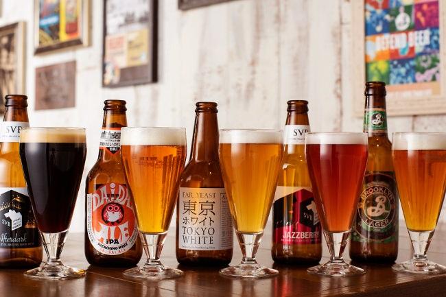 """【1/10・11半額】クラフトビールをぐっと身近にする """"ヒーロー""""が登場‼その名も『トリクラヒーロー』1号店が1/10(金)目黒にオープン‼"""