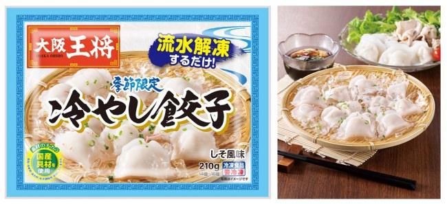 イートアンド冷凍食品「大阪王将 冷やし餃子」など2020春夏 家庭用新商品・リニューアル品