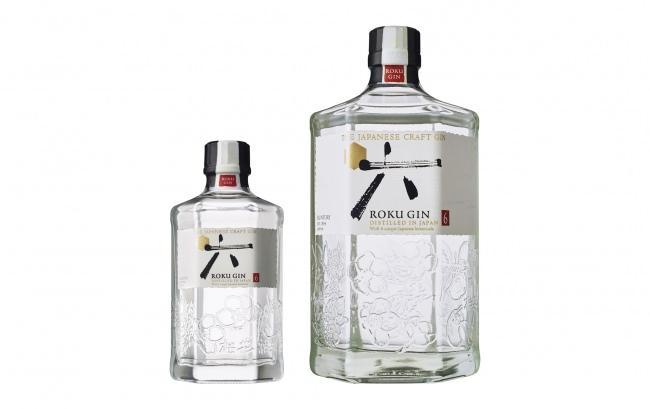 ジャパニーズクラフトジン「ROKU」200ml瓶 新発売