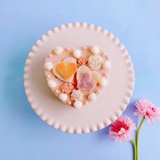 ケーキじゃないよパスタだよ。見た目はまるでデコレーションケーキ?チョコレート?なバレンタインDecopa(デコパ)新発売!