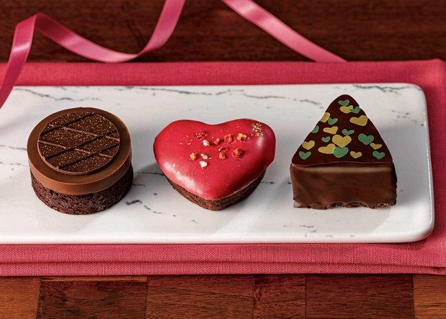 ショコラパーティーを独り占め!「銀のぶどう」から2020年のバレンタイン最新作『トリプル ショコラ』が誕生