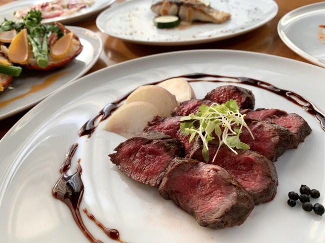 定額制フレンチレストラン『Provision』の2月のマンスリーメニューは希少な蝦夷鹿のフィレ肉のポワレなど新メニュー6品が登場いたします