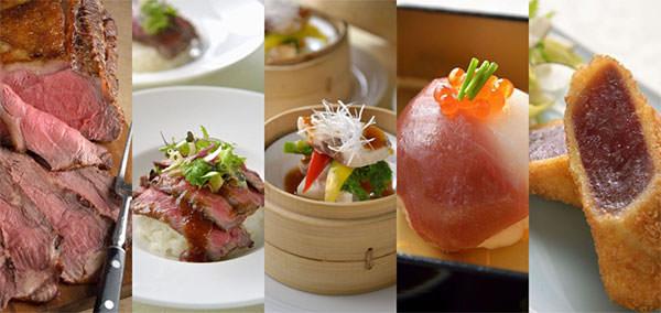 美味の王道「牛肉」と「鮪」を和洋中の多彩な料理で提供 春の美食対決「牛肉」vs「鮪」フェア開催 2020年3月1日(日)より 世界バイキング「エトワール」にて