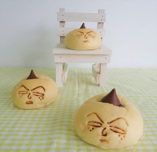 麻布十番モンタボー×ちびまる子ちゃん アニメ化30周年記念企画 ~まる子と永沢君がパンになる の巻~