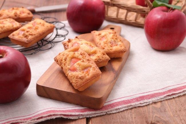 ノワ・ドゥ・ブール」から、季節の美味しさをお届けします。季節限定『焼きたてフィナンシェ(紅玉りんご)』2020年2月26日(水)発売
